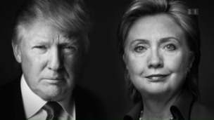Link öffnet eine Lightbox. Video Die Entscheidung: Clinton vs. Trump abspielen.