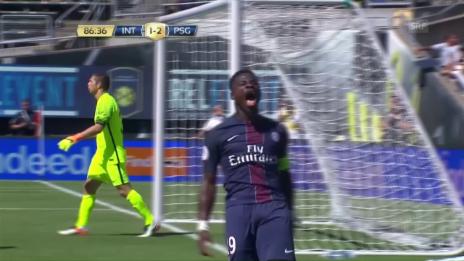 Link öffnet eine Lightbox. Video PSG schlägt Inter mit 3:1 - Aurier mit Doppelpack abspielen