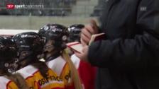 Link öffnet eine Lightbox. Video Daniela Diaz im Einsatz mit der Frauen-Nati abspielen