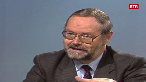 Laschar ir video «Intervista cun Luregn Mathias Cavelty (1985)»