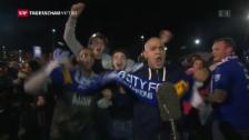 Link öffnet eine Lightbox. Video Underdog Leicester schreibt Fussballgeschichte abspielen