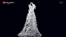 Link öffnet eine Lightbox. Video Achtung! Experiment: Ein Hochzeitskleid aus Salz (5/52) abspielen