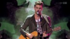 Video «Bastian Baker mit «Nobody Should Die Alone»» abspielen