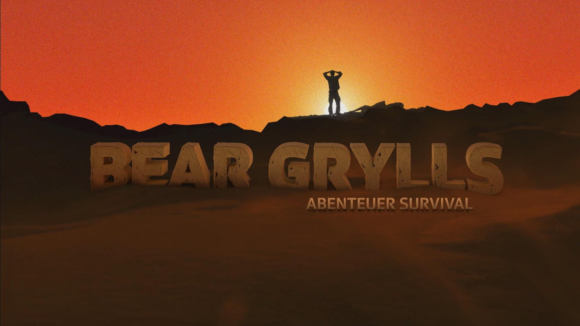 bear grylls serien