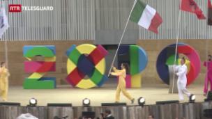 Laschar ir video «ExpoMilano 2015 è averta»