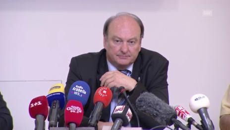 Link öffnet eine Lightbox. Video Behörden erwägen Zusammenhang mit Breivik-Atentat abspielen