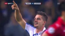 Link öffnet eine Lightbox. Video Porto deklassiert das B-Team von Leicester abspielen