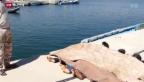 Video «Flüchtlingskatastrophe auf Mittelmeer» abspielen