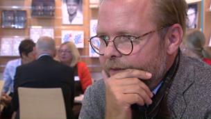 Video «Christian Kracht: «Persönlichstes Werk»» abspielen