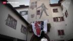 """Video """"Schweiz aktuell extra"""" abspielen."""