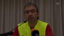 Link öffnet eine Lightbox. Video Pressekonferenz nach dem Vorfall in Ansbach abspielen