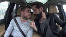 Link öffnet eine Lightbox. Video Beifahrer-Karaoke mit Baschi und Andi Rohrer abspielen