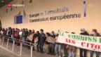 Video «Belgien mit neuem Vorschlag für das Ceta-Abkommen» abspielen