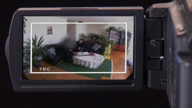 Video «Versteckte Kamera: Europäisches Gericht korrigiert Bundesgericht» abspielen
