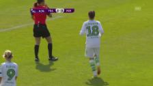 Link öffnet eine Lightbox. Video Wolfsburgs Frauen stehen im CL-Final abspielen