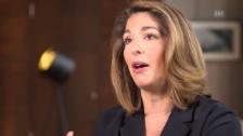 Video «Naomi Klein über den Zusammenbruch eines ideologischen Systems» abspielen