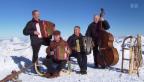 Video «Ländlertrio Berchtold-Wallimann auf dem Titlis» abspielen