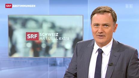 Video «Schweiz aktuell extra vom 9. Juni 2013» abspielen
