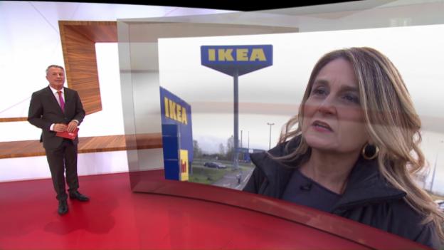 Video «Credit Suisse | Marenco | Couverts | Ikea-Schweiz-Chefin» abspielen