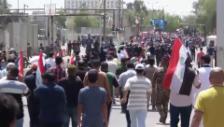 Link öffnet eine Lightbox. Video Sturm auf das Regierungsviertel Bagdads abspielen