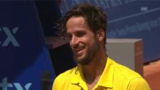 Link öffnet eine Lightbox. Video Lopez: «Darauf habe ich 10 Jahre gewartet» abspielen