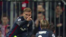 Link öffnet eine Lightbox. Video Die Bayern scheitern an Atletico abspielen