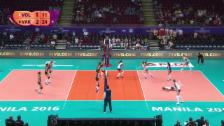Link öffnet eine Lightbox. Video Volero verliert an Klub-WM das Spiel um Platz 3 abspielen