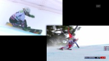 Link öffnet eine Lightbox. Video Die doppelte Ledecka: Die tschechische Snowboarderin mischt nun auch im Ski-Weltcup mit abspielen
