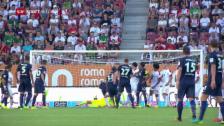 Link öffnet eine Lightbox. Video Rodriguez trifft zum Bundesliga-Auftakt abspielen