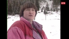 Laschar ir video «Antonia Tschuor ch'è stada en la lavina dad Acla sa regorda (Cuntrasts 9.2.1997)»