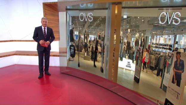 Video «ECO – Das Wirtschaftsmagazin: Leerverkäufe | OVS: Risikoreiche Übernahme im Modemarkt» abspielen