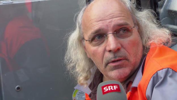 Hans Niederhauser im Interview (SRF) - 624