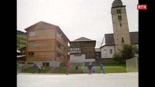 Laschar ir video «Telesguard 27-09-1995: Premi per la scola da Duin»