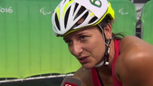 Video «Manuela Schär: «Bin noch einmal voll motiviert»» abspielen