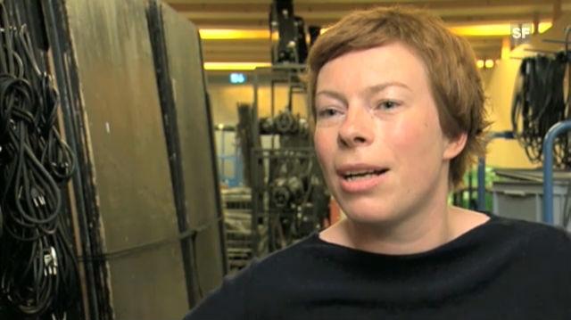 Interview mit Antje Thoms - Kulturplatz - TV - Play SRF - Schweizer Radio und Fernsehen - 640