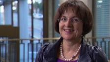 Ursula Renold über die fehlenden Programme der Schweizer Firmen - 224