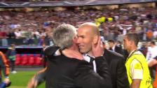 Link öffnet eine Lightbox. Video «Mister Champions League» Zinédine Zidane abspielen
