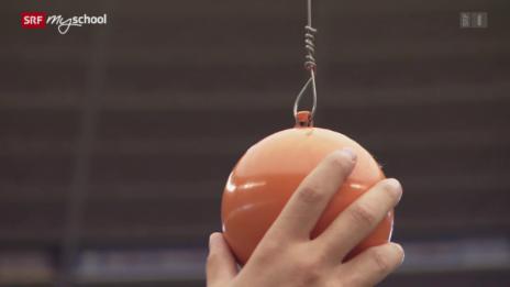 Link öffnet eine Lightbox. Video Achtung! Experiment: Das schnelle Pendel (13/52) abspielen