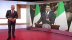 Video «ECO – Das Wirtschaftsmagazin: Ski-Markt | Mibelle in Indien | Italien: Europa-Serie Teil 3» abspielen