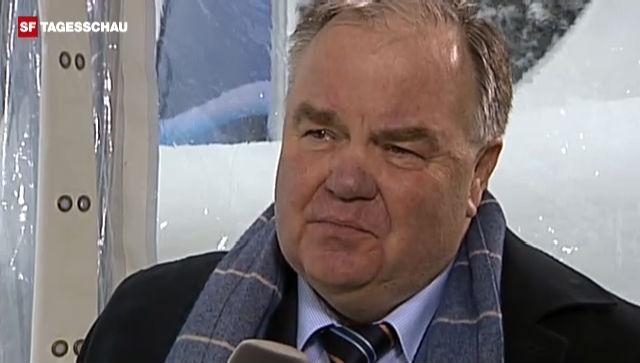 WEF 2012: Interview mit Ulrich Bettermann - News-Clip - TV - Play SRF - Schweizer Radio und Fernsehen - 640