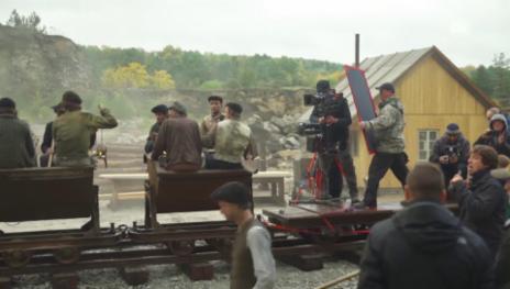 Video «Erste Eindrücke des SRF-Spielfilms «Gotthard»» abspielen