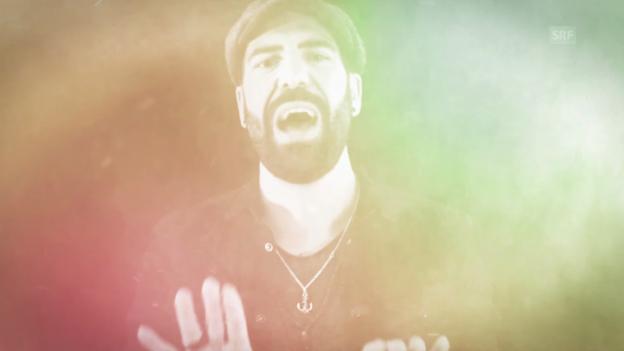 Video «Andy McSean aus St. Gallen mit «Hey Now»» abspielen