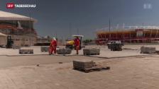 Video «Fünf Monate vor Olympia» abspielen
