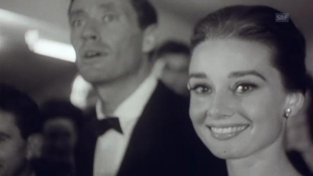 Video «Das bewegte Leben der Audrey Hepburn» abspielen