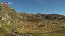 Link öffnet eine Lightbox. Video Helikopter-Absturz auf dem Gotthard abspielen