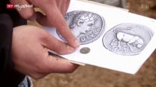 Link öffnet eine Lightbox. Video Zurück in die Römerzeit: Eine archäologische Spurensuche in Frick abspielen