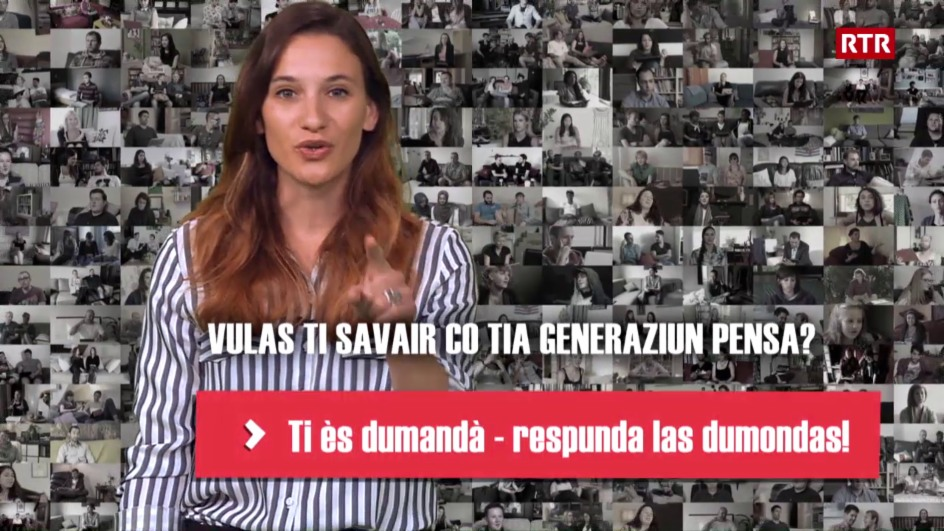 Laschar ir video «GENERATION WHAT?»