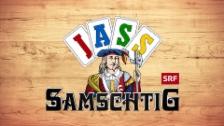 Link öffnet eine Lightbox. Video Fussball-Legende Köbi Kuhn jasst im «Samschtig-Jass» abspielen