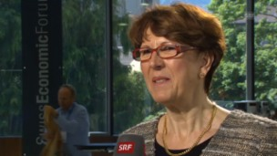 Video «Susanne Ruoff, CEO Post» abspielen