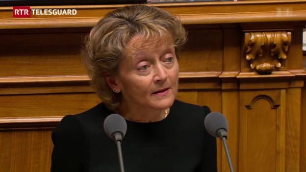 Laschar ir video «Revista 2015 – politica»